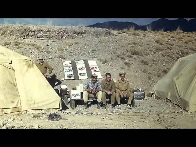 Песни Афгана. гр.Контингент - Память пройденной войны