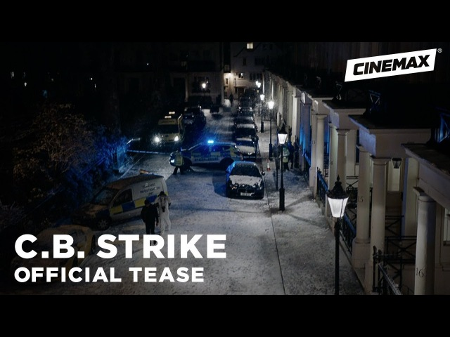 C.B. Strike | Official Tease 4 | Cinemax