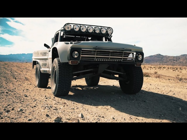 Chris Isenhouer's LS Powered 1974 Ford F-100 is an absolute WHOOP EATER