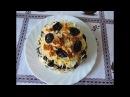 Очень вкусный салат Чёрная ЖЕМЧУЖИНА.