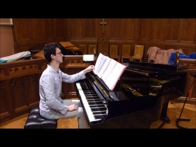 Проверка миграции The Elder Scrolls IV Oblivion ~ Concert for Solo Piano ~ Part One