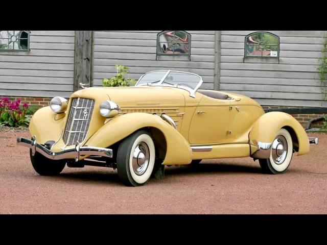 Auburn 851 SC Speedster '1935