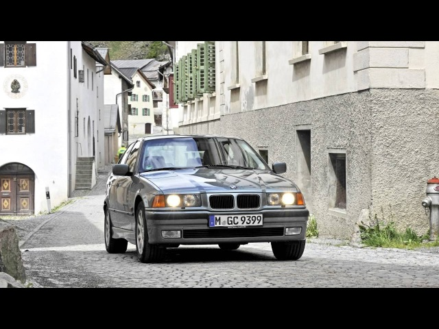 BMW 323i Sedan E36 '1995–98