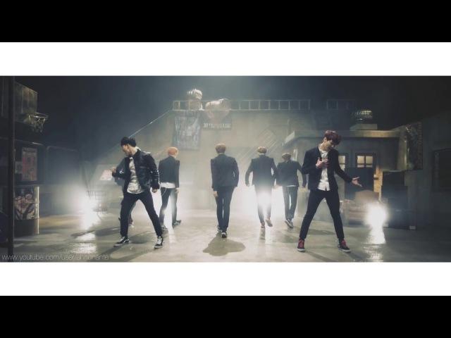BTS JBJ - Boy In Luv X Fantasy '상남자X판타지' MASHUP