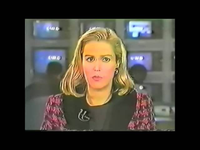 Jornal da Manchete comenta sobre a greve na emissora