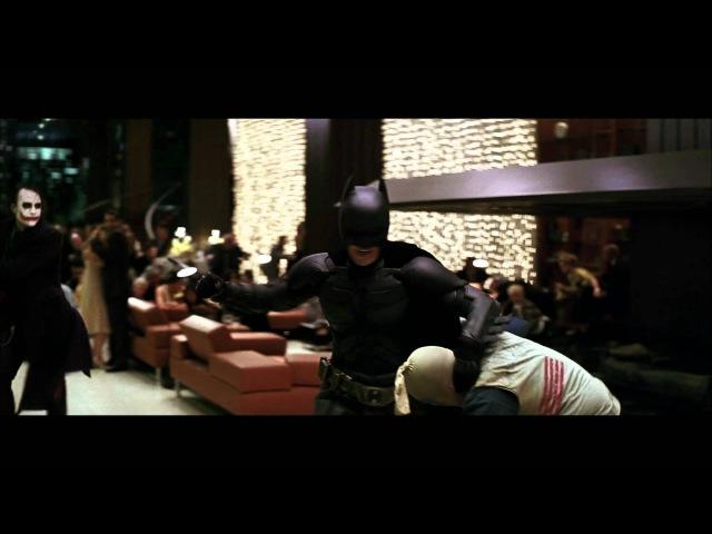 KEYSI FIGHT METHOD(The Dark Knight 2008)