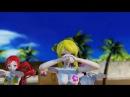 Танец аниме хвоста феи