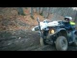 BaltMotors ATV 500 берет все в свои руки .Эндуро крыМ. 2Часть.