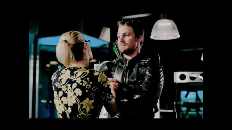 Oliver and Felicity [6x10]