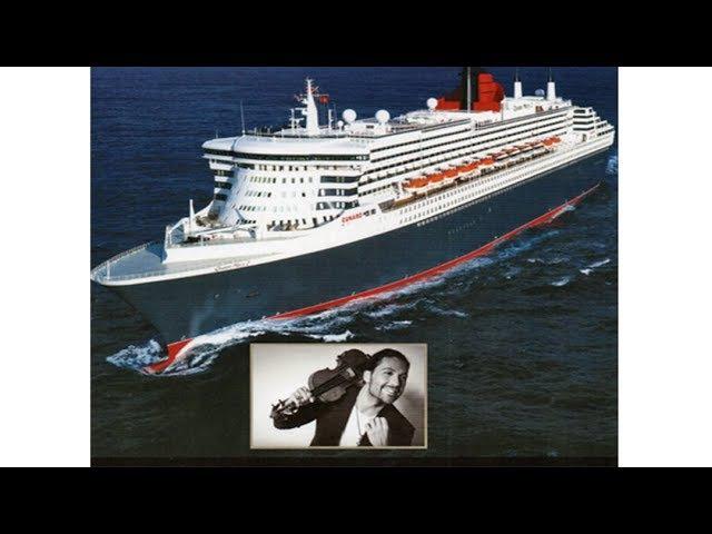 David Garrett mit seiner Band, 'Explosive', Stars at Sea,Teil 2