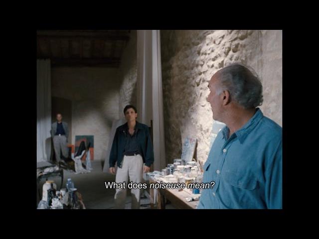 La Belle Noiseuse — Exclusive Re-release Trailer