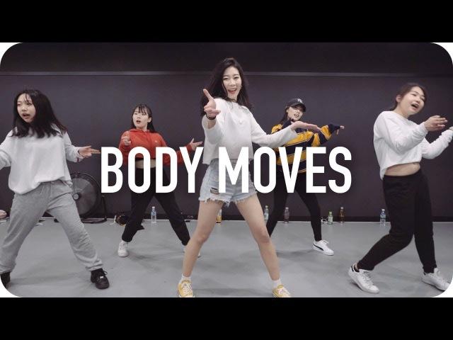 Body Moves DNCE Beginner's Class