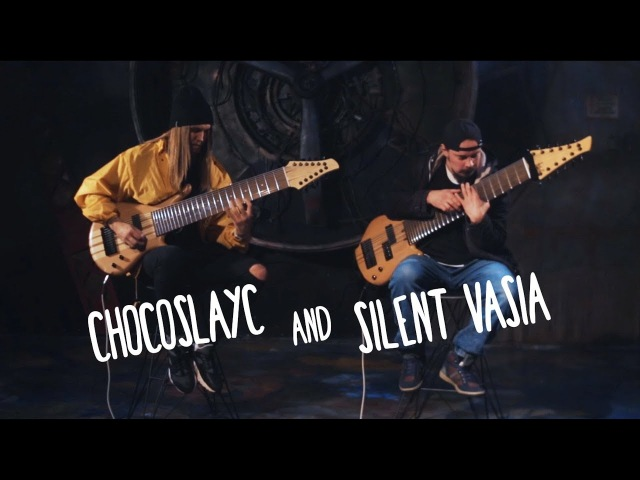 CHOCOSLAYC SilentVasia Turbulence 12 strings guitar song