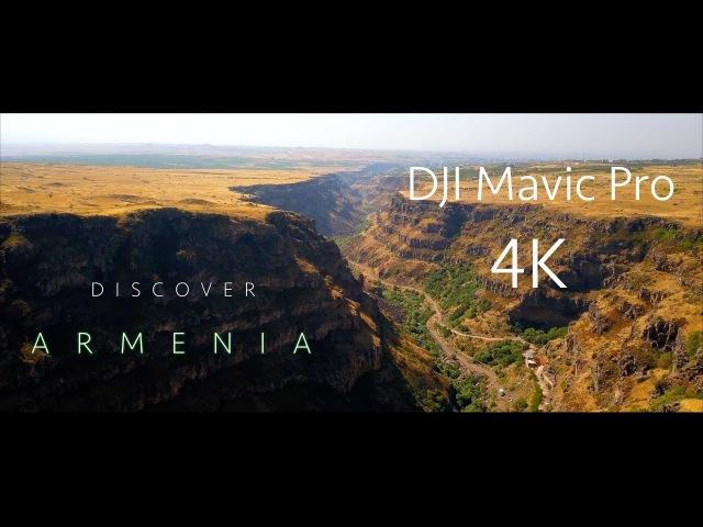 Armenia Landmarks in 4K