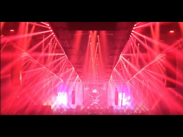 Rampage 2018 Flux Pavillon drops Bass Canon
