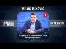 INTERVJU: Miloš Biković - Tragedija je da uspešni beže iz Srbije da bi postigli uspeh! (03.01.2018)