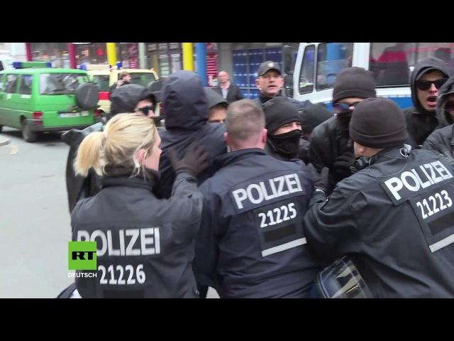 Berlin: Marsch gegen