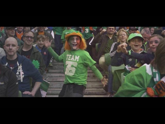 The Irish Roar - Official FAI Euro 2016 Music Video