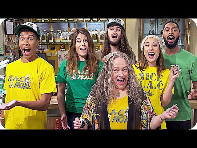 Disjointed Part 2 Trailer (2018) Netflix Stoner Comedy Series