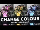 How To Change The Colour of an Object (Change Colour of Guns) - Sony Vegas Tutorial 5