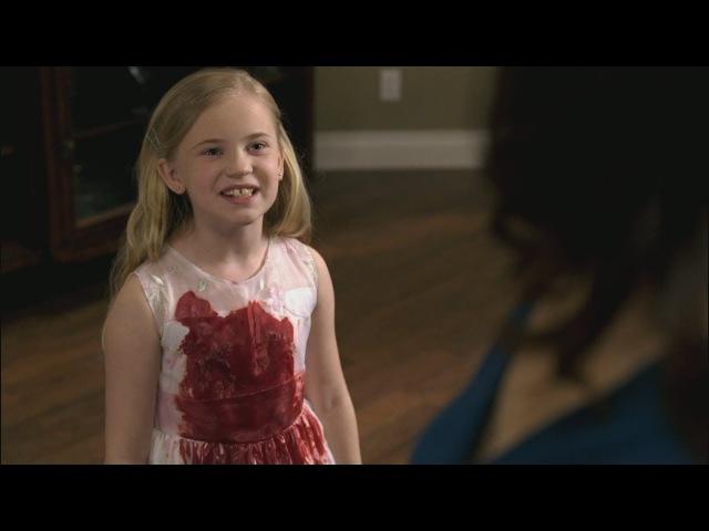 Сверхъестественное Лилит вселилась в маленькую девочку