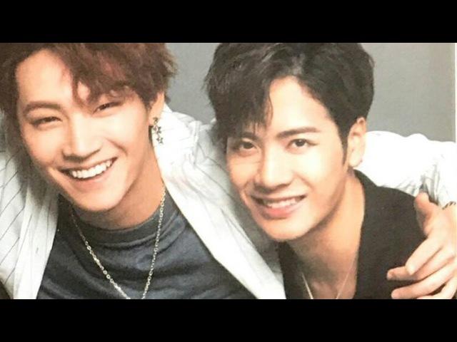 JACKBUM JAESON GOT7 Sweet moments JB♡JACKSON Part 6