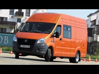 ГАЗ-А32 (аналог - УАЗ-390995) - грузопассажирский цельнометаллический фургон 1100 кг