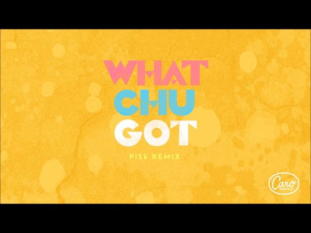 Caro Emerald - Whatchugot (PiSk Remix)