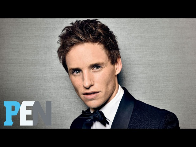 Eddie Redmayne Reveals What Happened At First Meeting With J K Rowling PEN People