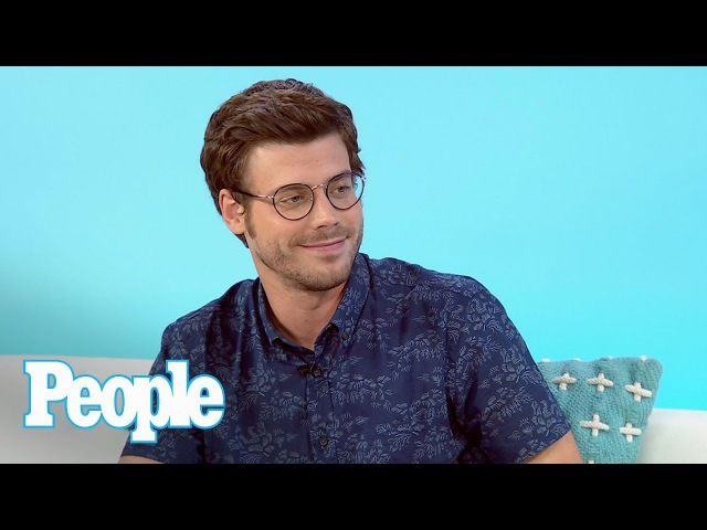 Midnight Texas François Arnaud Teases Steamy Scenes On New NBC Show More People NOW People
