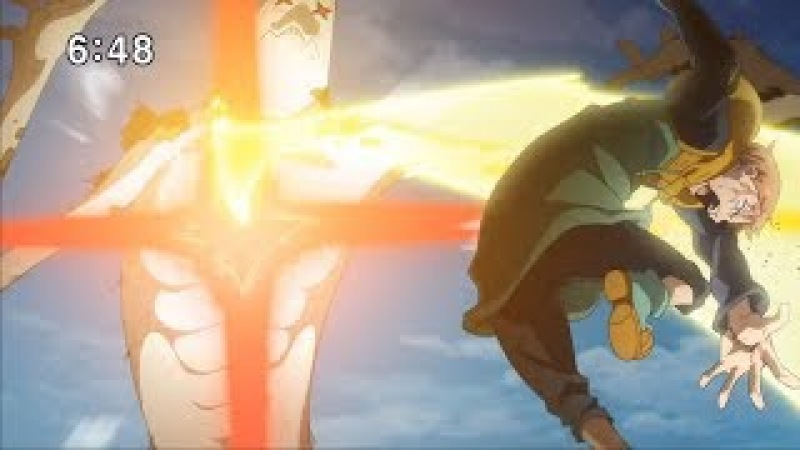 Fairy King Harlequin vs Albion😲😮{FULL FIGHT}   The Seven Deadly Sins Season 2 Episode 4