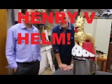 Henry V's jousting helm reproduced, Part 1 - Capwell &amp Easton