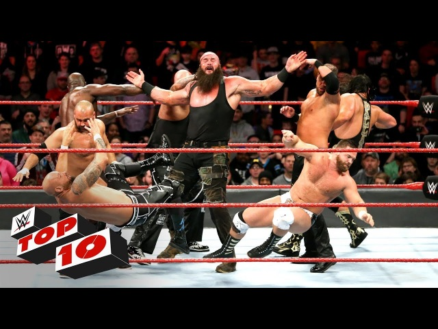 SB_Group| Top 10 Raw moments: WWE Top 10, March 12, 2018
