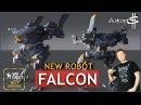 War Robots Falcon еще маневренней и мощнее