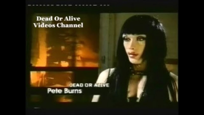Interview with Pete Burns Others (The Hit Factory 2001)
