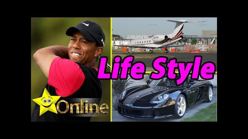 TIGER WOODS ★★ Net Worth ● Cars ● Houses ● Luxurious Lifestyle ★★ biography