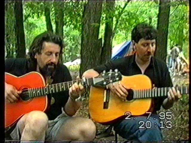 Николай Старченков, Леонид Мараков, неизвестный с топором Март