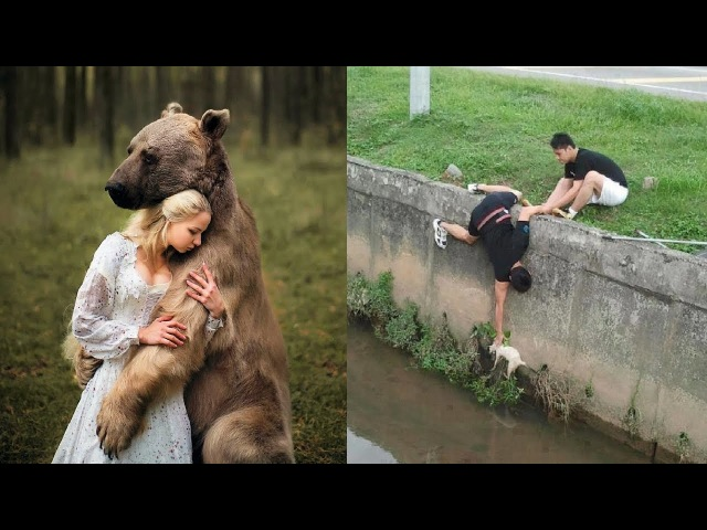 Another Video of People Saving Animals Lives 3