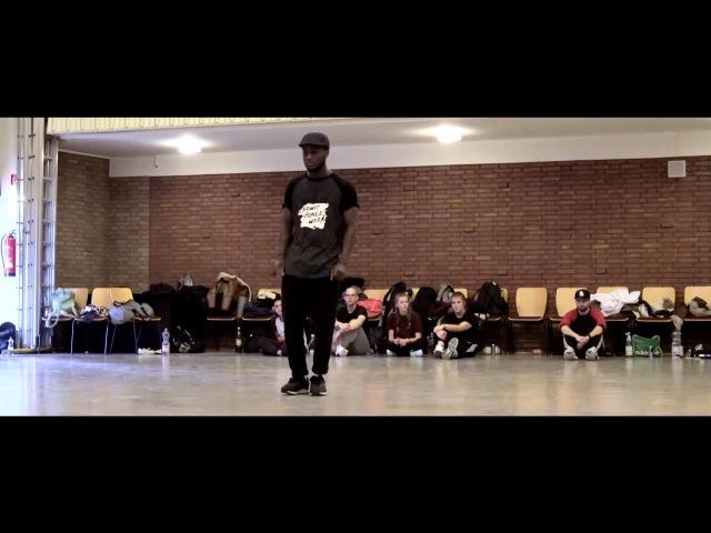 POWER DANCE WEEK 2016 DANIEL ASAMOAH COUND PAKE LAXCITY