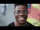 Рекламный ролик Samsung Galaxy A8 - Римейк ролика Ши Гловер