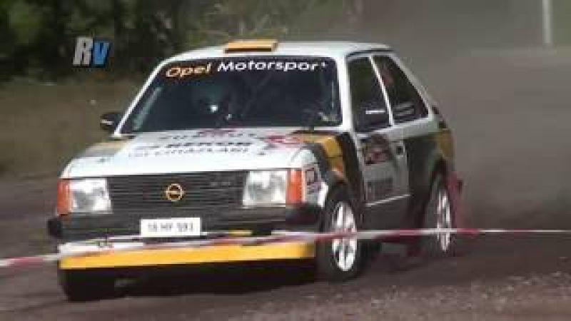 2016 Istanbul Rallisi Yılmaz Köprücü - Özcan Opçin Opel Kadett D