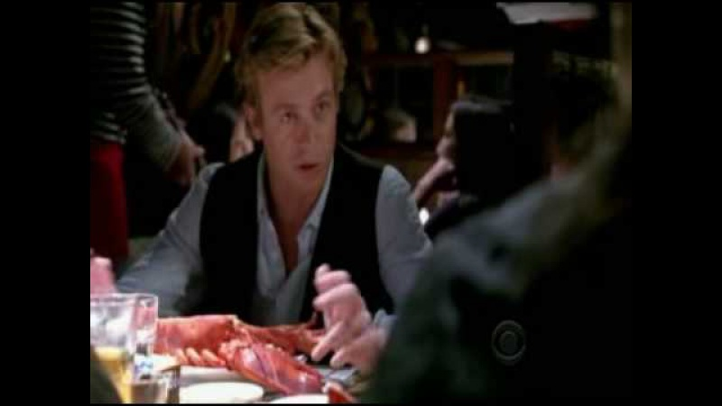 The Mentalist 1x01 - The dinner