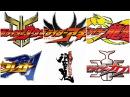 [HD] Kamen Rider Intro/Opening PlayStation Evolution (1998-2016)