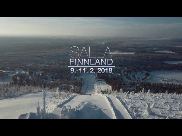 Speed Ski Worldcup 2018 | Salla (FIN)
