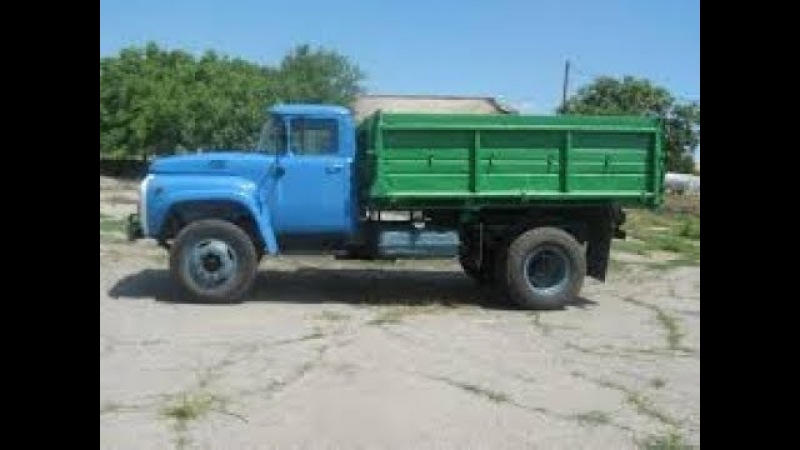 Старые грузовики и битва за уголь.