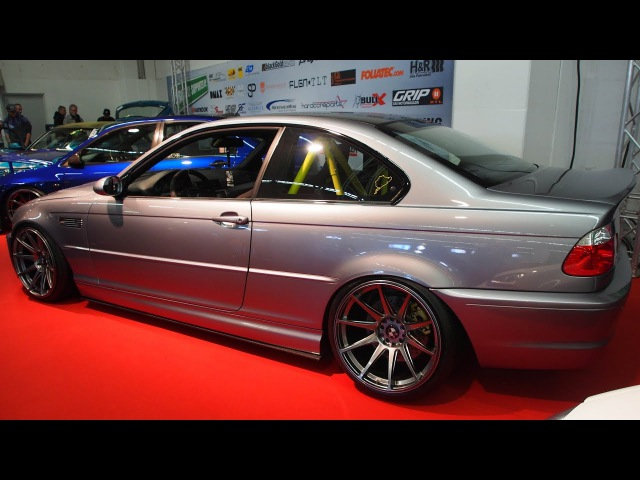 BMW E46 330ci Coupe 2006 Tuning - M54 Motor 3.0L 170 kW 231 ps R19 - Exterior Walkaround
