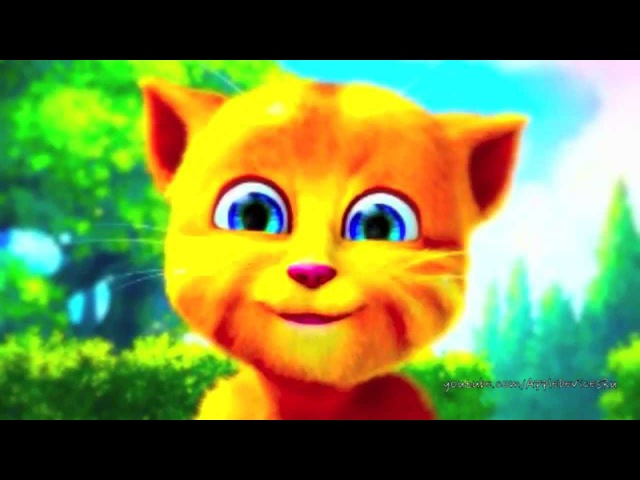 Funny cats video and animated films for children