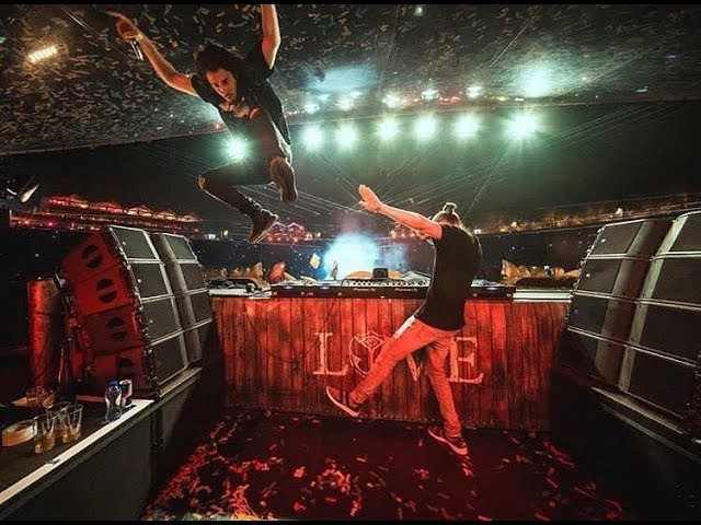 Dimitri Vegas Like Mike vs WW - Crowd Control (Music Video) HD