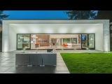 Ультра современный дом, интерьер- дизайн.