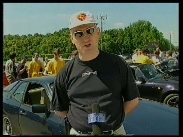 5-летие Клубного движения Porsche (2001)